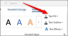 WordArt Styles