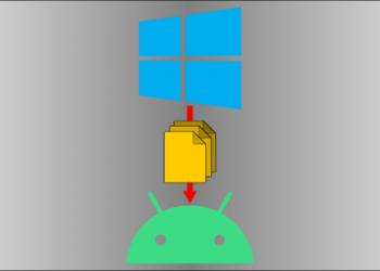 Cách chuyển Dữ liệu từ Điện thoại sang Máy tính và ngược lại không cần dùng cáp 1