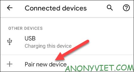 chuyển file từ windows qua androdi và ngược lại