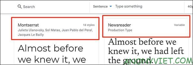 Cách sử dụng Google Font trong Microsoft Word 37