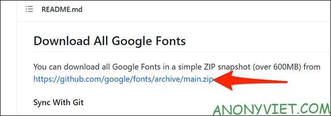 Cách sử dụng Google Font trong Microsoft Word 39