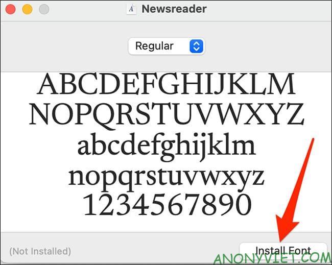 Cách sử dụng Google Font trong Microsoft Word 42