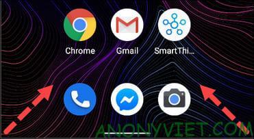 Tắt chuông điện thoại khi ở nhà với Google Assistant