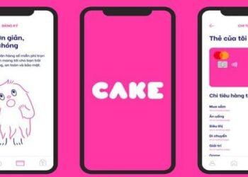 Cách nhận 50k miễn phí từ ứng dụng Cake 6