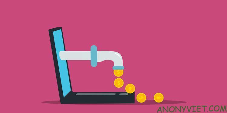 Cách kiếm tiền miễn phí không cần vốn bằng Honeygain và nhận ngay $5