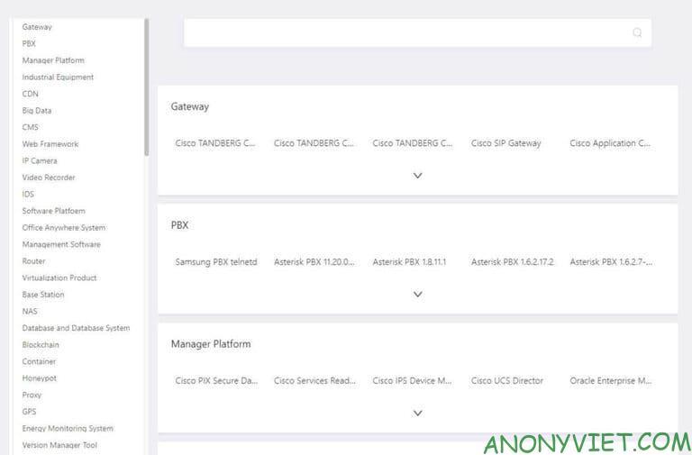 Zoomeye: Công cụ tìm kiếm của hacker chuyên nghiệp 7