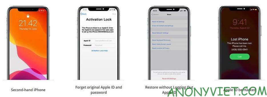 Cách bẻ khóa iCloud mà không cần mật khẩu