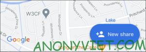 Cách Tìm Vị trí người thân và bạn bè bằng Google Maps 32