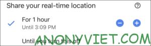 Cách Tìm Vị trí người thân và bạn bè bằng Google Maps 33