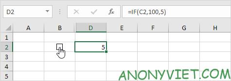 Bài 26: Cách sử dụng Checkbox trong Excel 90