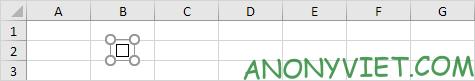 Bài 26: Cách sử dụng Checkbox trong Excel 85