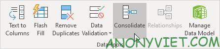 Bài 35: Cách hợp nhất trang tính để xử lý dữ liệu ở các File Excel khác nhau 33