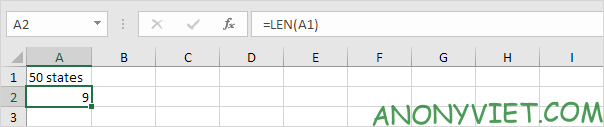 Bài 106: Cách đếm kí tự trong Excel 31