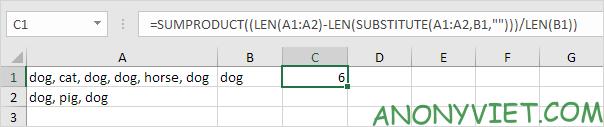 Bài 104: Cách sử dụng hàm COUNTIF trong Excel 116
