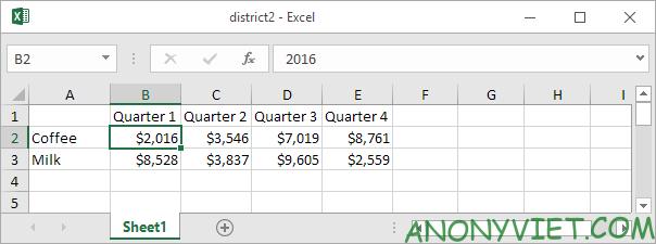 Bài 35: Cách hợp nhất trang tính để xử lý dữ liệu ở các File Excel khác nhau 31