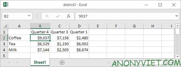 Bài 35: Cách hợp nhất trang tính để xử lý dữ liệu ở các File Excel khác nhau 32