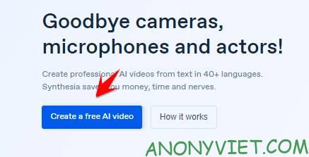 get a free AI video