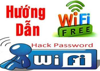 huong dan hack password wifi