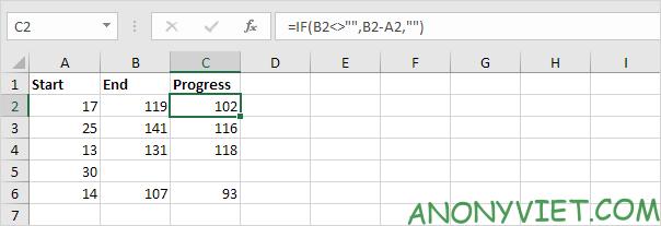 Bài 107: Cách kiểm tra giá trị không bằng nhau trong Excel 36