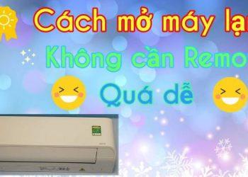 mo manh lay khong can remote