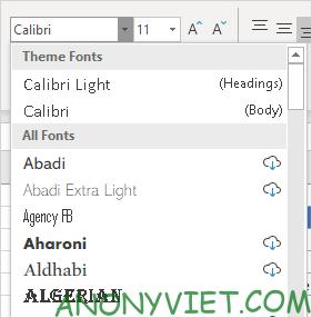 Bài 27: Cách sử dụng Themes trong Excel 33