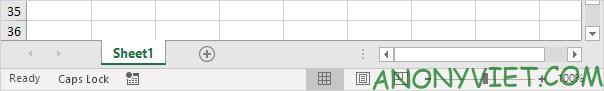 Bài 25: Cách sử dụng Status Bar trong Excel 60