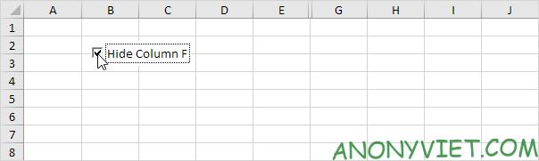 Bài 26: Cách sử dụng Checkbox trong Excel 103