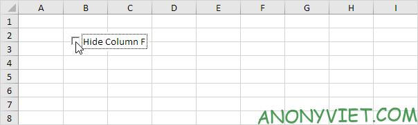 Bài 26: Cách sử dụng Checkbox trong Excel 104