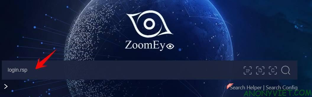 zoomeye hack camera
