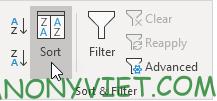 Bài 211: Sắp xếp theo màu trong Excel 25