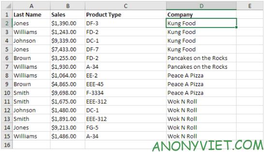 Bài 220: Outline Data trong Excel