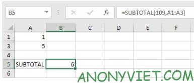Bài 221: Subtotal trong Excel 32