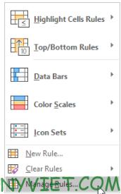 Bài 224: Quản lý Rules - Điều kiện trong Excel 23