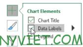 Bài 235: Biểu đồ tròn trong Excel 44