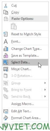Bài 239: Chuỗi dữ liệu (Data Series) trong Excel 34