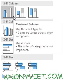 Bài 240: Axes trong Excel 41