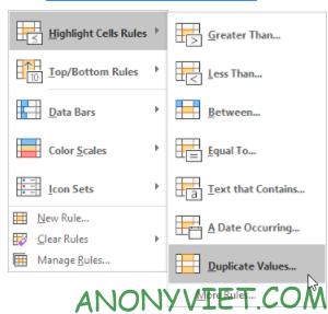 Bài 228: Tìm giá trị giống nhau trong Excel 43