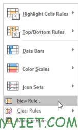 Bài 229: Thêm màu cho Rows trong Excel 26