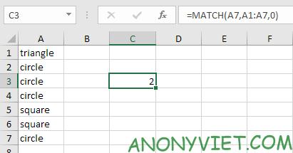 Bài 208: Giá trị xuất hiện xuyên nhất trong Excel