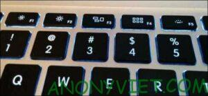 Phím Fn hay Function trên bàn phím là gì? 4