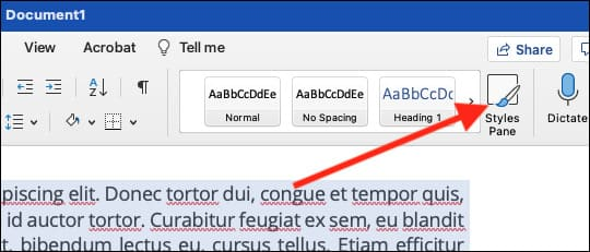 Cách xóa tất cả định dạng trong Microsoft Word 13