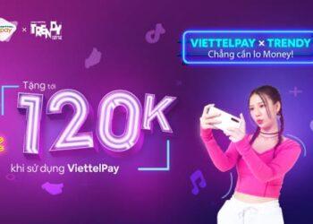 Cách nhận 120k miễn phí từ ViettelPay 29