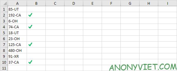 Bài 150: Hàm Substitute và Replace trong Excel 48