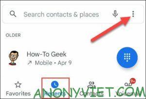 Chặn số điện thoại trên điện thoại Google Pixel