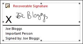 Cách chèn chữ ký vào Microsoft Word 36