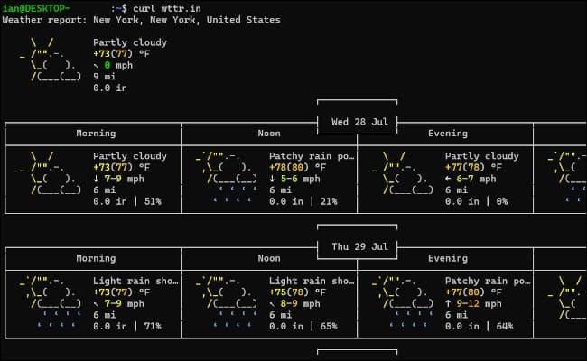 3 công cụ Linux thú vị để chạy trên WSL của Windows 10 6