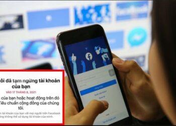 Hướng dẫn Mở khóa Facebook vì chia sẽ link xxx 6