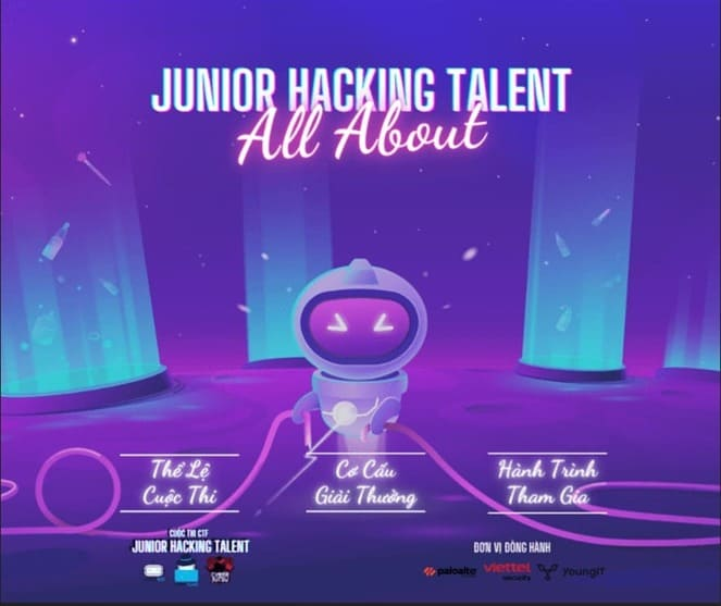 Junior Hacking Talent