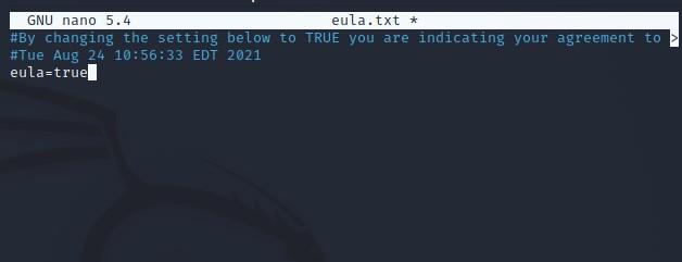 Eula Files
